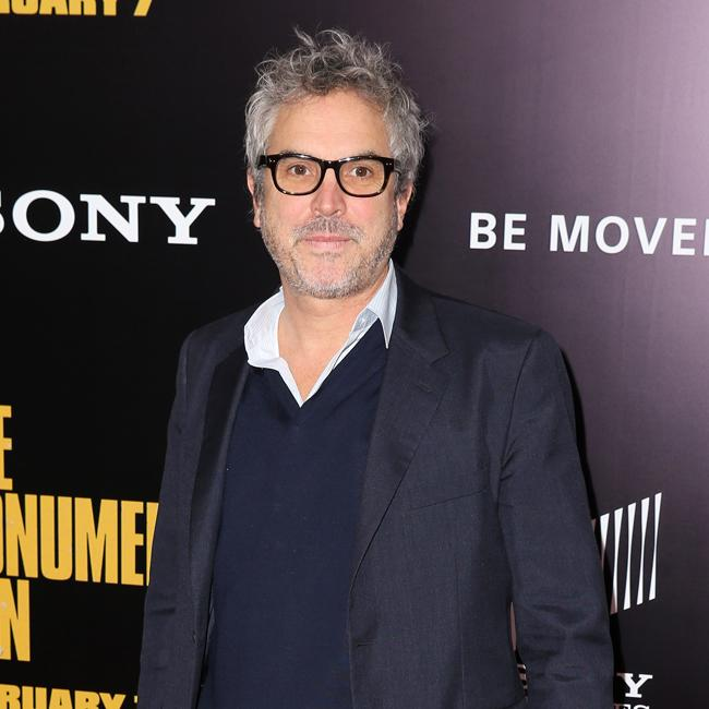 Alfonso Cuaron 'dreamed' of making Roma