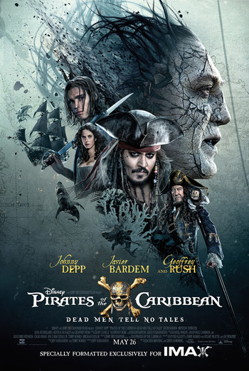 Pirates of the Caribbean: Dead Men Tell No Tales IMAX