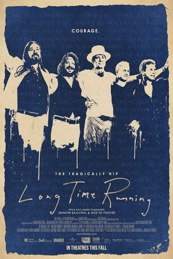 Long Time Running Trailer movie poster