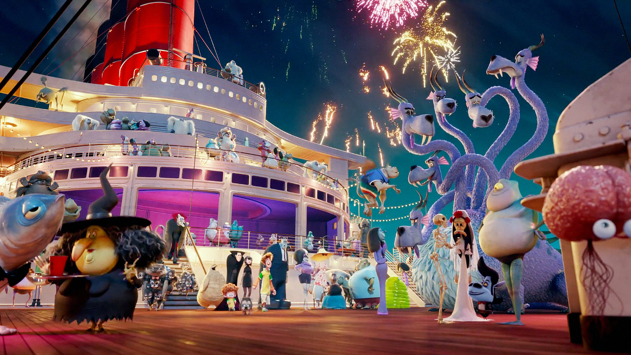 watch Hotel Transylvania 3: Summer Vacation Trailer 2