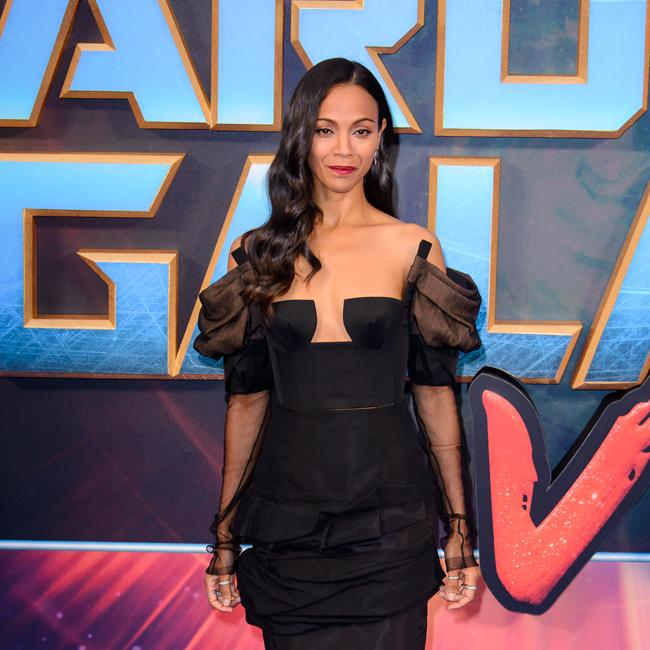Zoe Saldana predicts she'll suffer from 'FOMO'