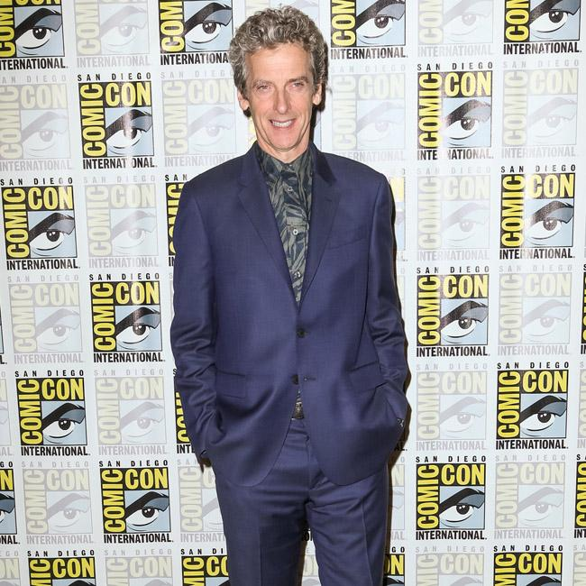 Peter Capaldi cast in The Personal History Of David Copperfield
