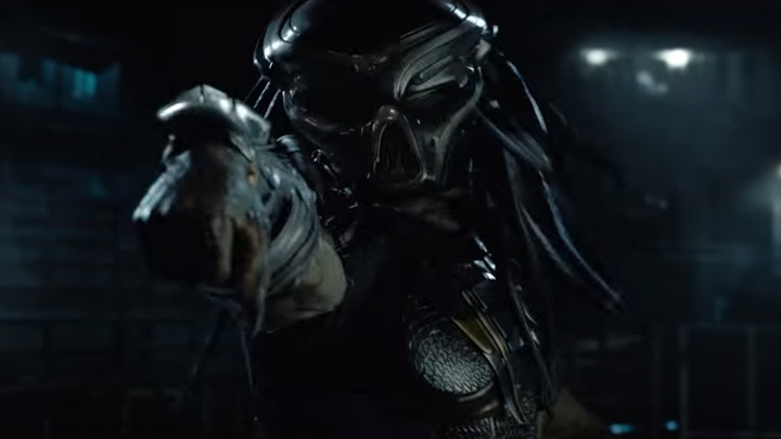 watch The Predator teaser trailer