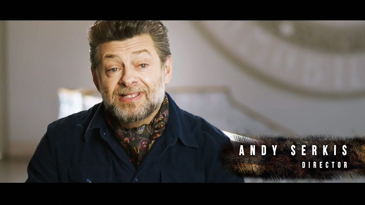 watch Behind-the-Scenes with Andy Serkis Trailer