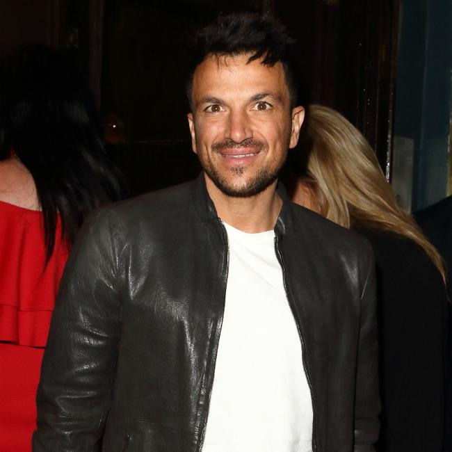 Peter Andre says Thomas and Friends casting has made him 'cool'