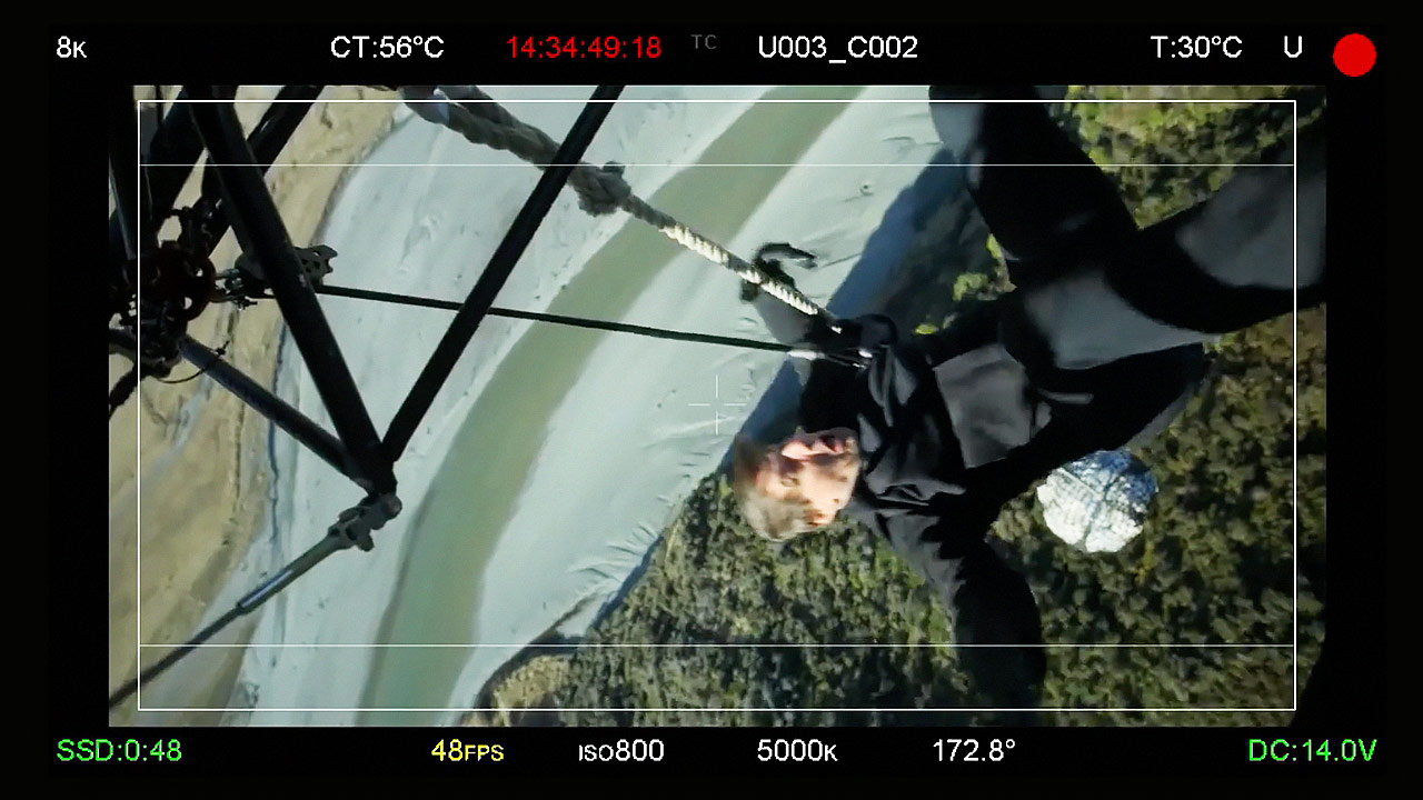 watch Mission Impossible: Fallout Stunts Featurette
