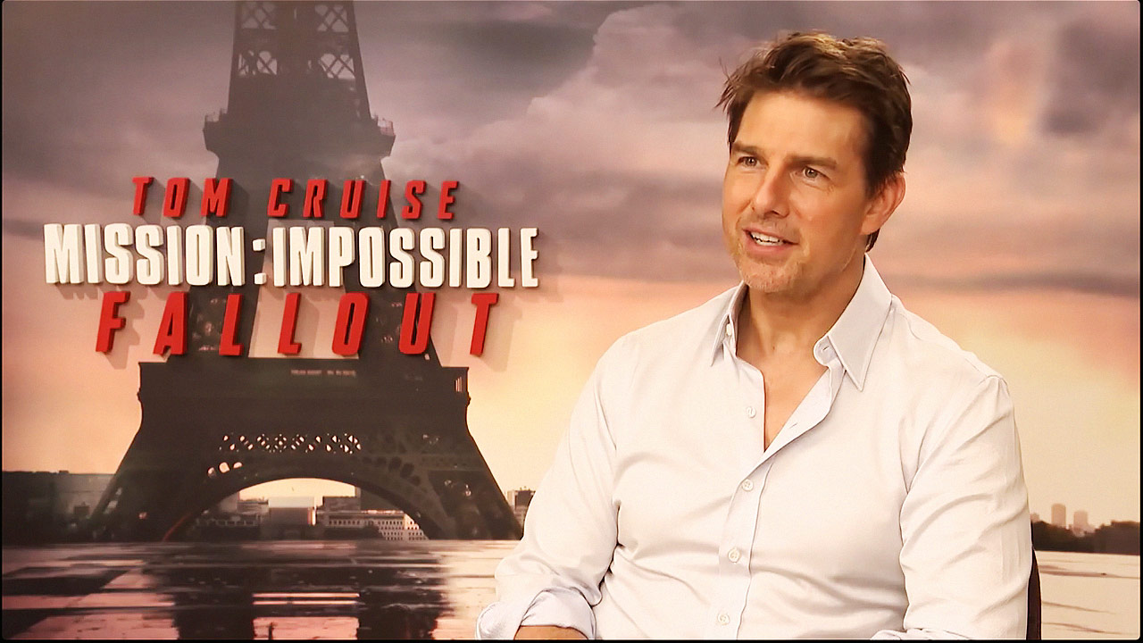 watch Mission Impossible: Fallout IMAX Featurette