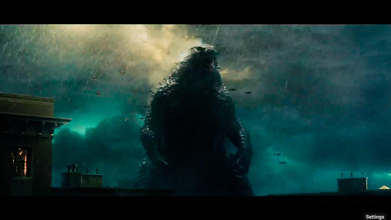 watch Godzilla: King of the Monsters Trailer