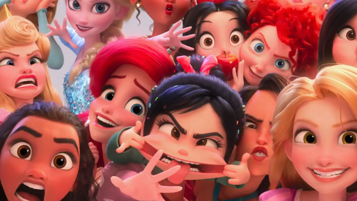watch Ralph Breaks the Internet - Sneak Peek
