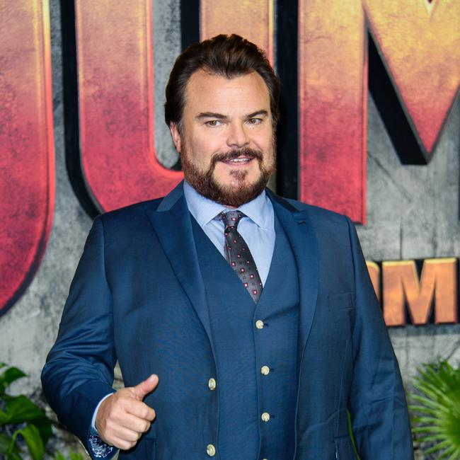 Jack Black didn't want to perform scenes with Dustin Hoffman