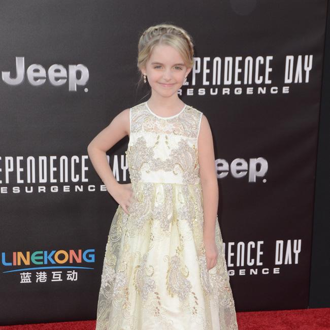 Mckenna Grace dreamed of Marvel role