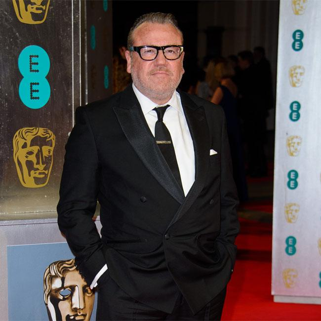 Ray Winstone got to work with the 'cream' on King of Thieves