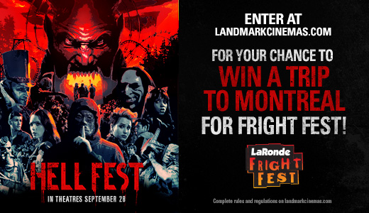 Hell Fest Contest