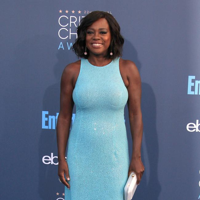 Viola Davis: I'm very embarrassed about my first meeting with Meryl Streep