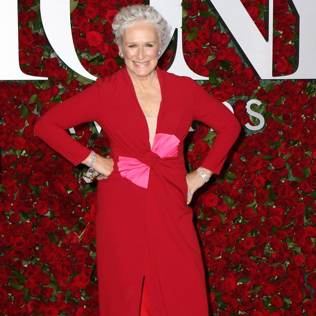 Glenn Close can't imagine Guardians without James Gunn