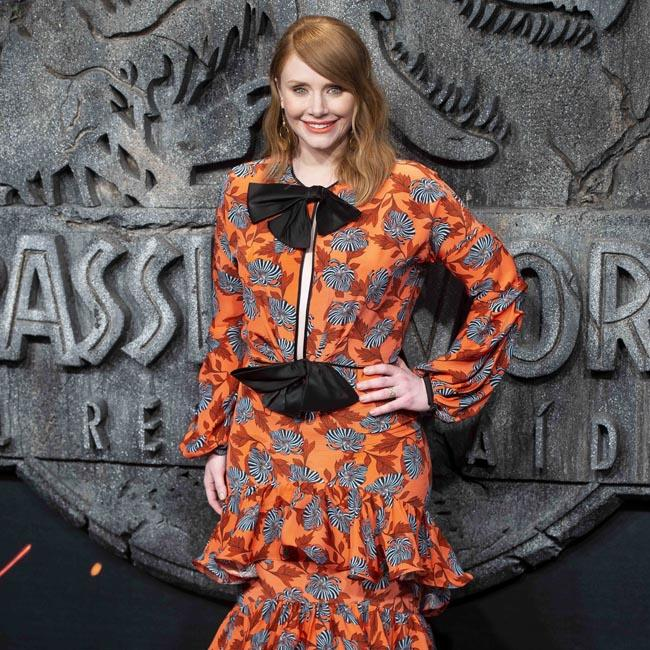 Bryce Dallas Howard says Sir Elton John biopic is 'wild'