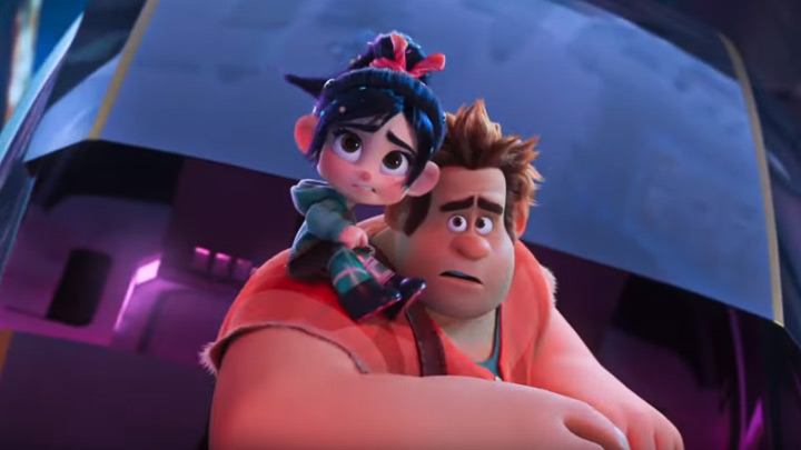watch Ralph Breaks the Internet Official Trailer 2