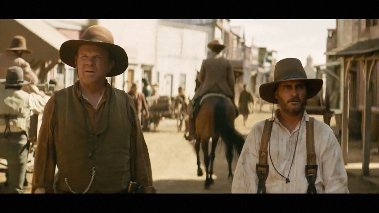 watch The Sisters Brothers Trailer