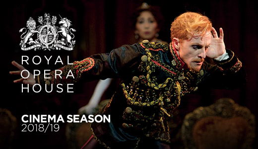 Royal Opera House in Cinemas 2018-2019 Season