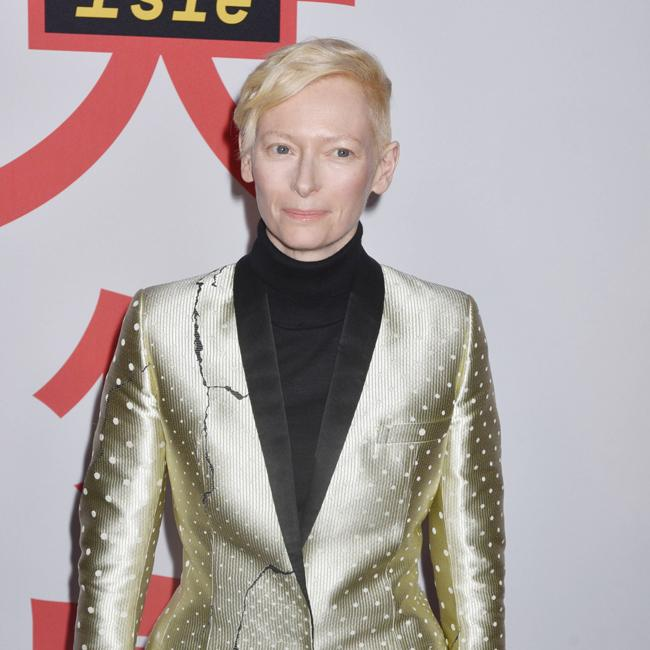Tilda Swinton confirms she's also Lutz Ebersdorf