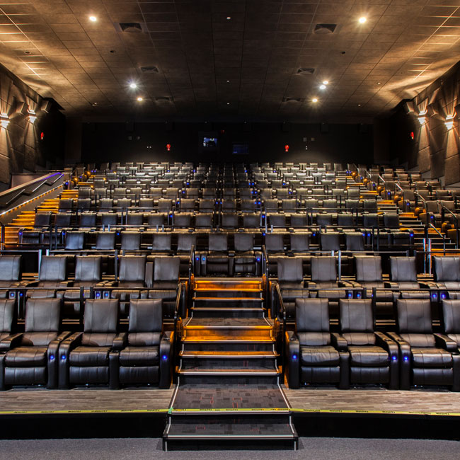 Premium recliner seating coming to Rialto Theatre, Courtenay