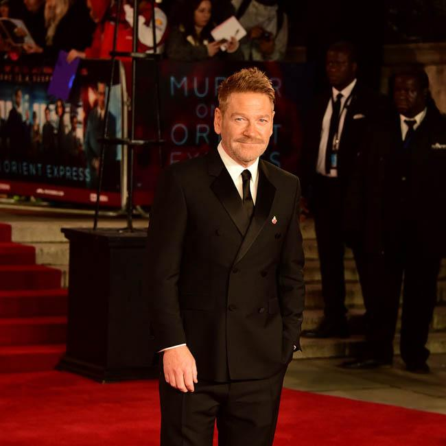 Sir Kenneth Branagh: Dame Judi Dench is my 'favourite actress'