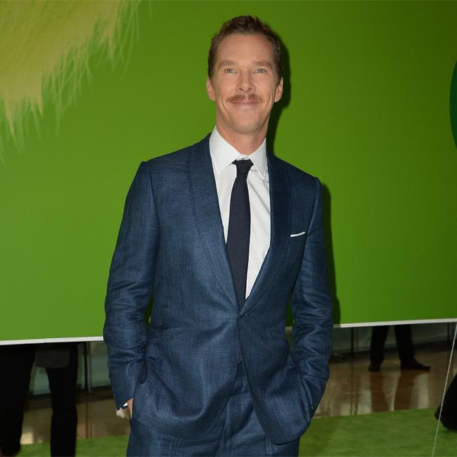 Benedict Cumberbatch's 'weird and wonderful' Grinch