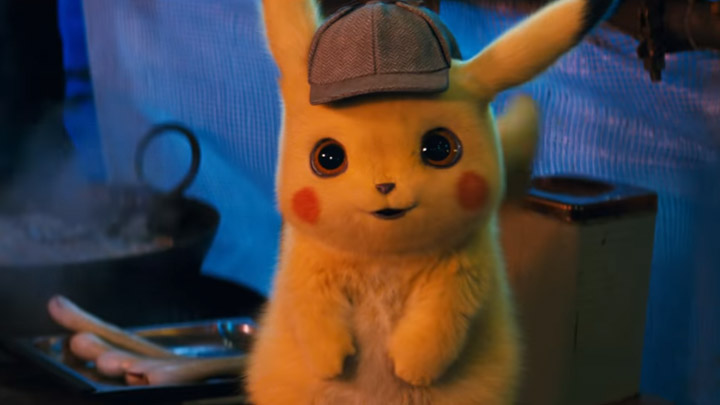 watch Pokémon: Detective Pikachu