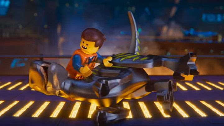 watch The LEGO Movie 2: The Second Part – Official Trailer