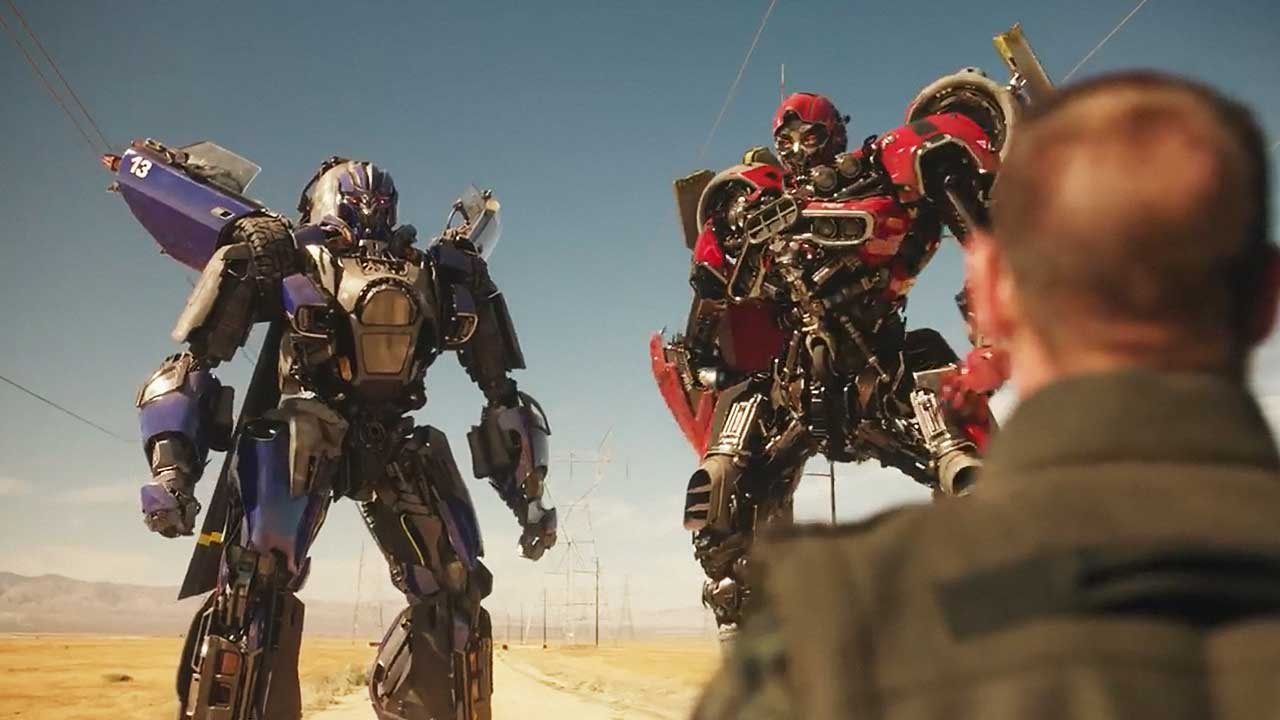 "watch Bumblebee - ""People of Earth"" Clip"