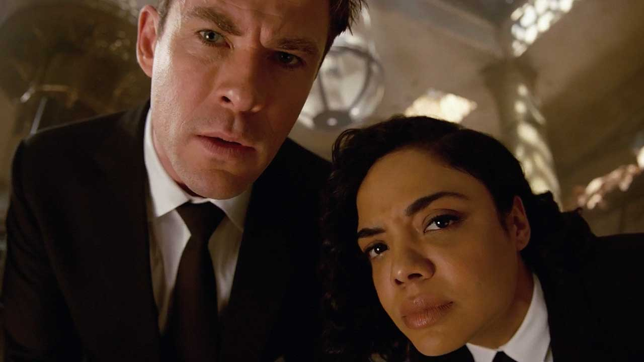 teaser image - Men in Black International Trailer