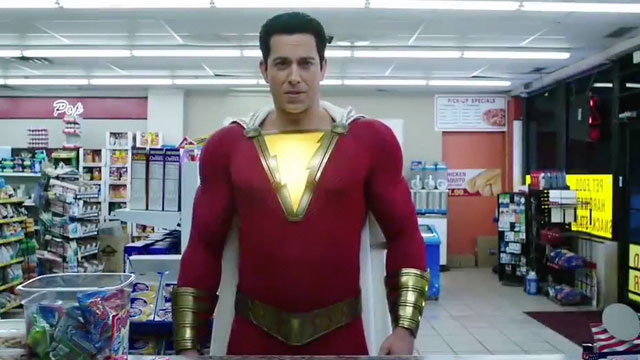watch Shazam! Sneak Peak