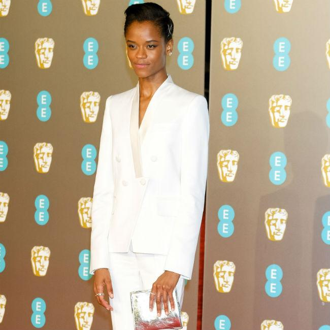 Letitia Wright saw her BAFTA speech as an 'opportunity'