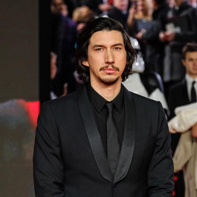 Adam Driver didn't 'feel right' wearing KKK hood for BlacKkKlansman