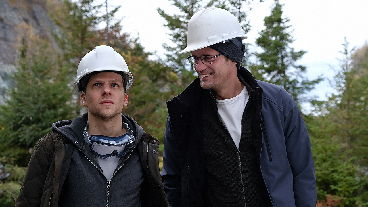watch The Hummingbird Project Official Trailer