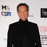 Richard E. Grant was told he looked 'too weird' to be an actor