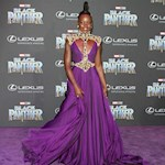 Lupita Nyong'o: Black Panther was new territory