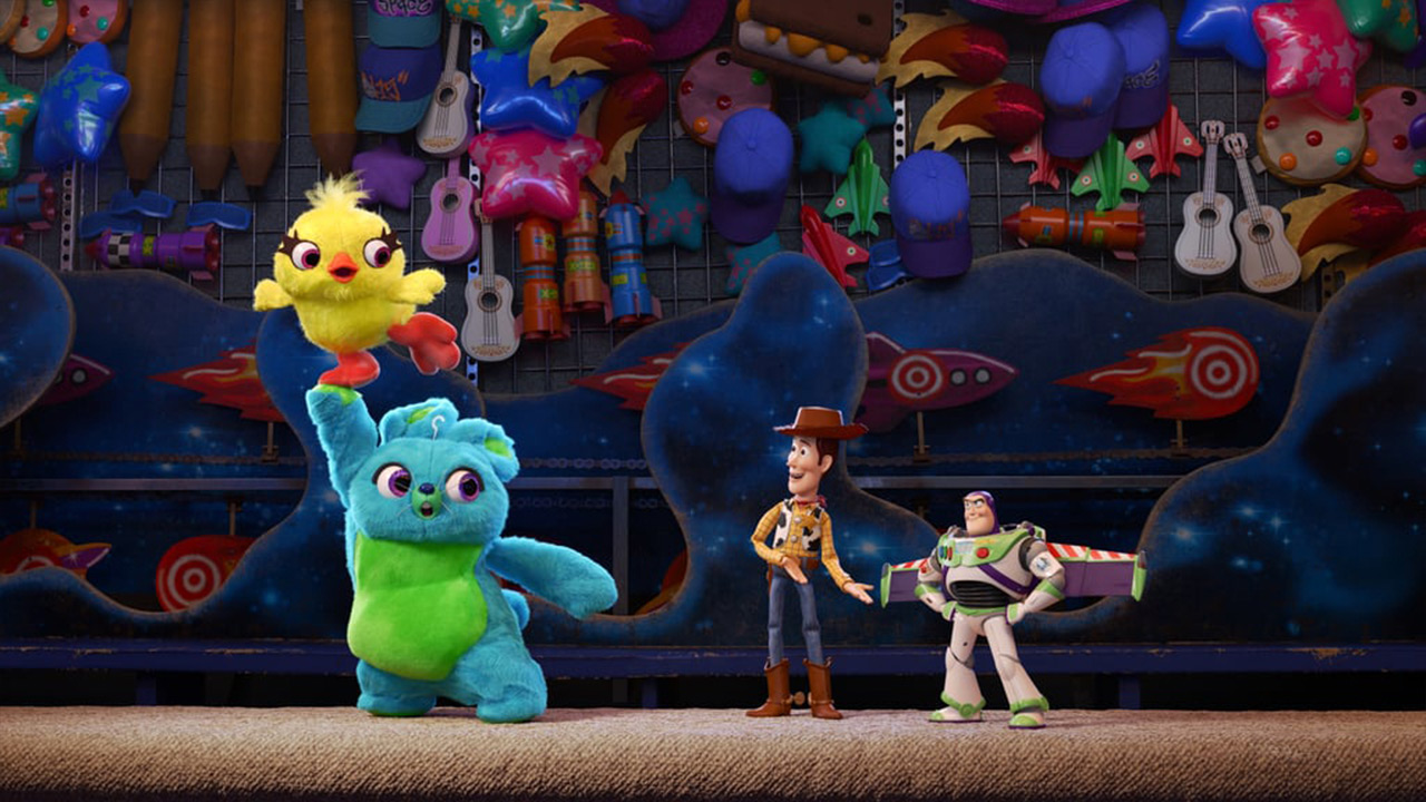 watch Toy Story 4 Official Trailer