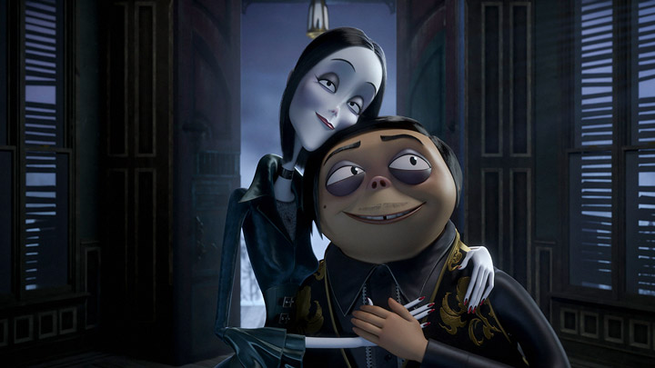 teaser image - The Addams Family Official Trailer