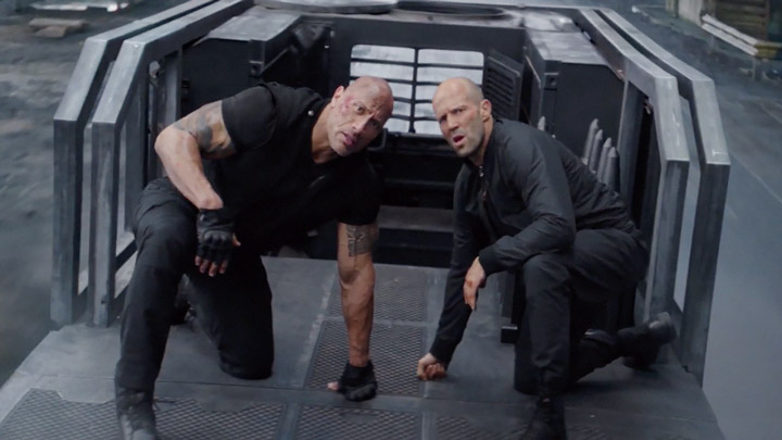 watch Fast & Furious: Hobbs & Shaw Official Trailer 2