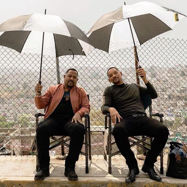 Bad Boys for Life wraps up production