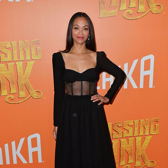 Zoe Saldana to star in husband's rom-com Keyhole Garden