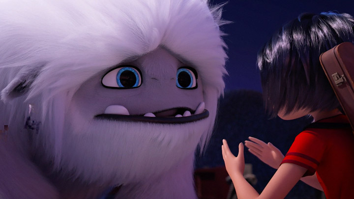 watch Abominable Official Trailer