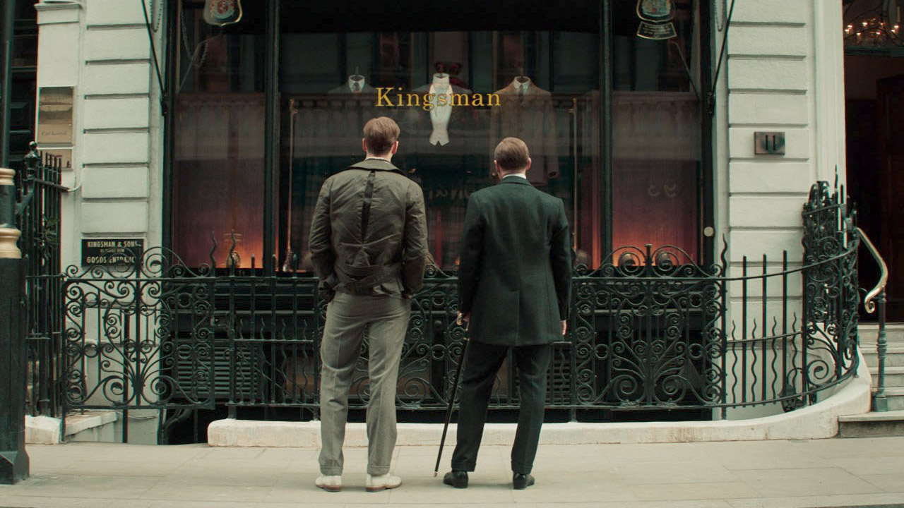 watch The King's Man Official Teaser Trailer