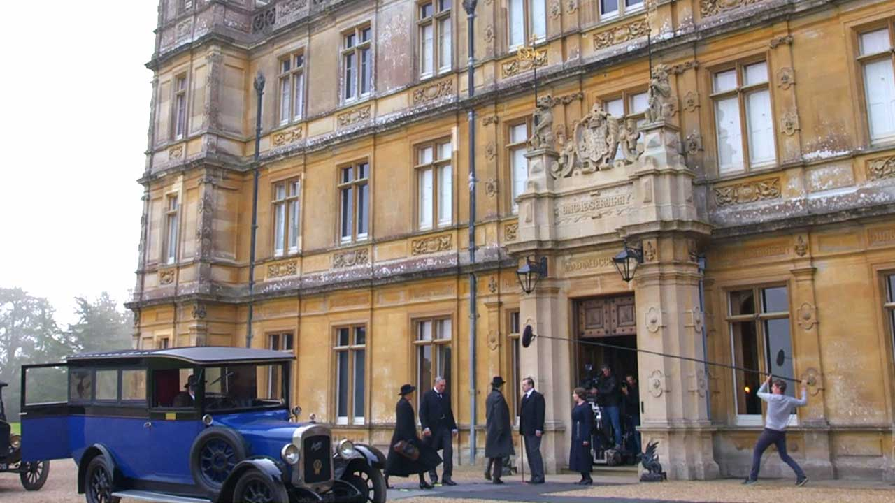 watch Downton Abbey Sneak Peek