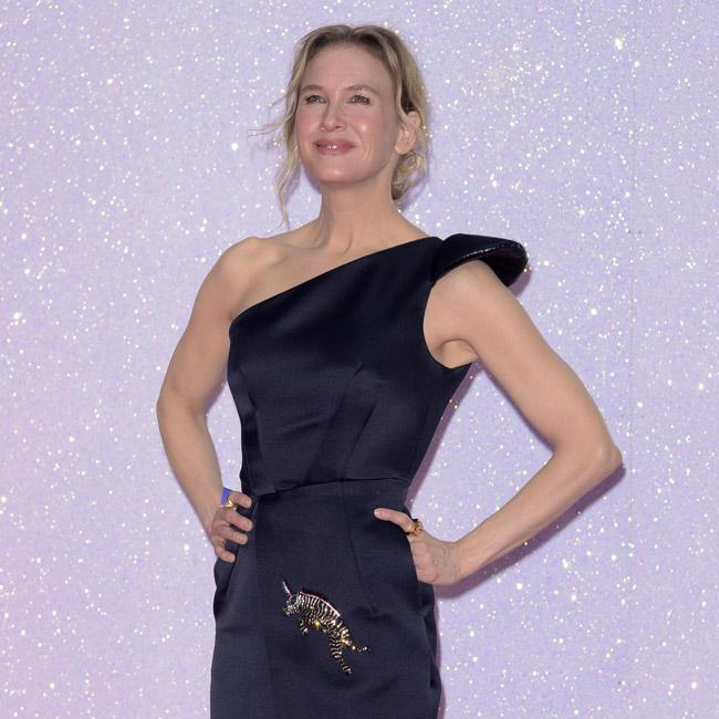 Renee Zellweger feels 'blessed' by Judy role