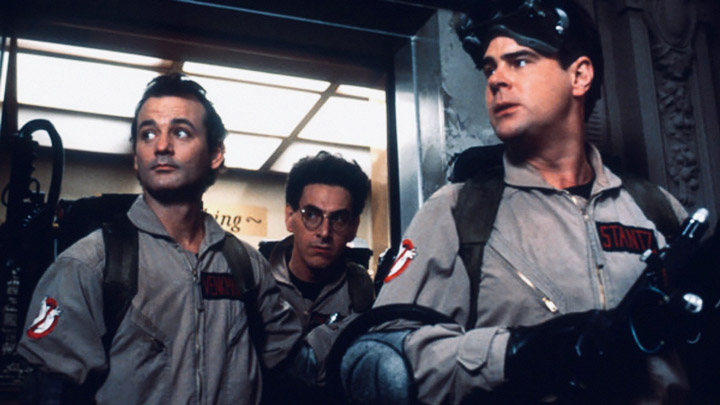 teaser image - Ghostbusters 35th Anniversary Trailer