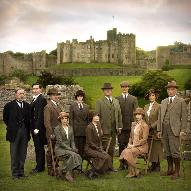 Downton Abbey cast wants movie sequel
