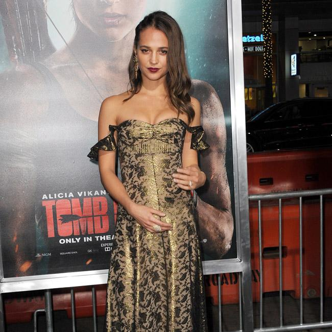 Alicia Vikander opens up on 'incredible' Oscar win