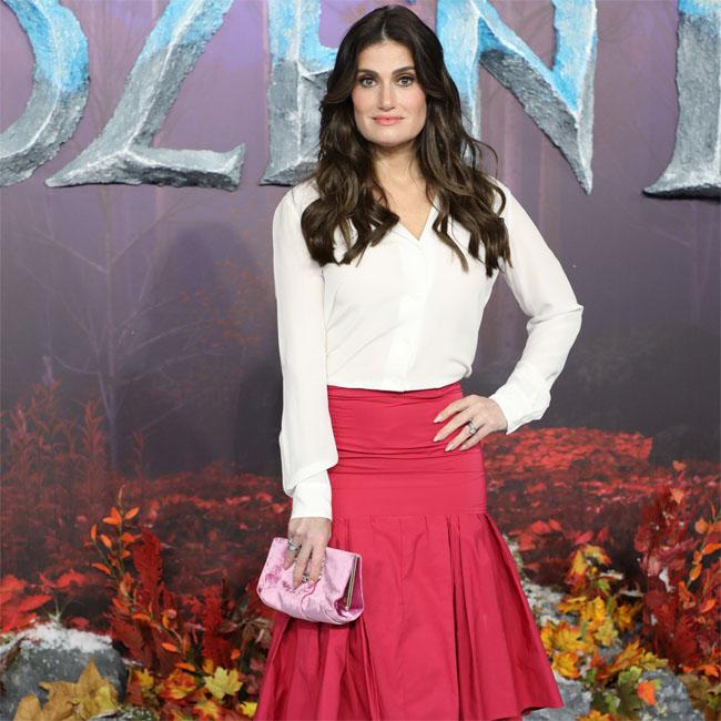 Idina Menzel wants to make a third Frozen film